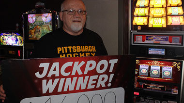 Jackpot Winner Rodney
