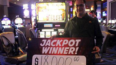 Jackpot Winner Chuck M