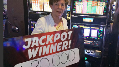 Jackpot Winner Carol