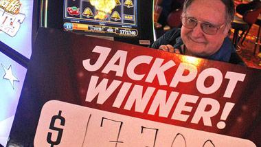 Jackpot Winner Louis