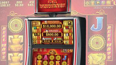 new slot machine 88 fortunes
